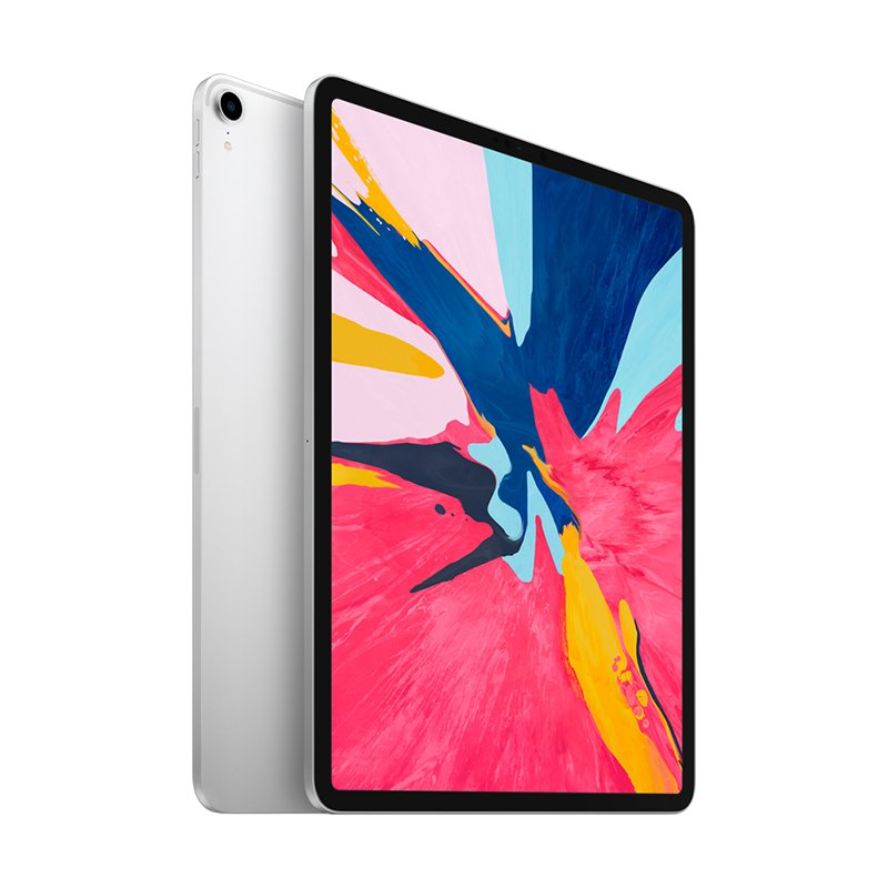 Apple iPad Pro 11inch IOS Tablet Silver_1TB
