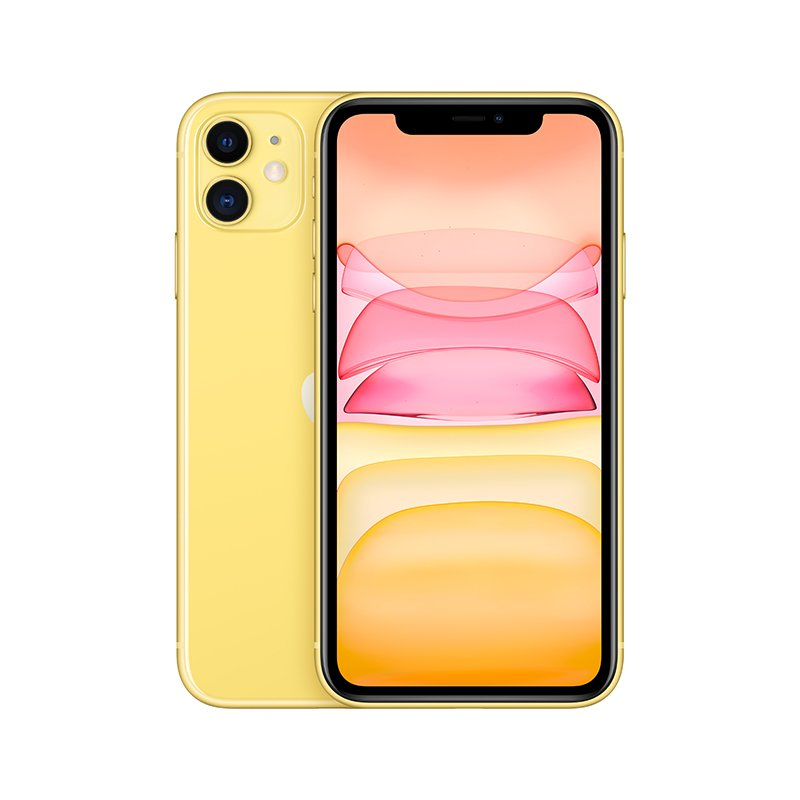 Apple iPhone 11 64GB LTE 4G Smartphone Yellow