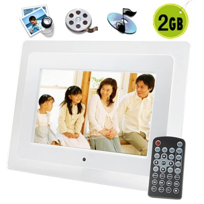 10 Inch Premium Digital Photo Frame (2GB)