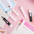 Art Cutter Cartoon Claw Shape Student Paper Blade Diy Tools Stationery School Supplies Pink