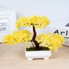 Artificial Guest-Greeting Pine Bonsai Mini Simulation Tree Plant Home Decor