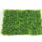 Artificial Plastic Milan Grass Plants Wall Lawns as Hanging Greenery Decoration