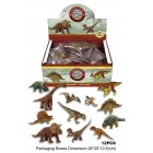 Assorted Dinosaur Toy Figures Highly Detailed Dinosaur Toys   12 Pieces