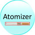 Atomizer for CVFA H12 E Cigarette Stop Smoking Aid in Deluxe Package