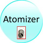 Atomizer for CVTH G262 Electronic Cigarette Pack with Cellphone Charger