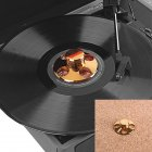 Audio Metal Disc Stabilizer Record Player Weight Clamp Spare Gold