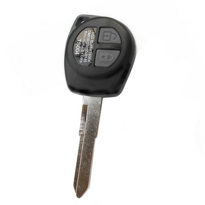 Auto Car Remote Control Entry Key for Suzuki+46 Chip 434 Frequency black