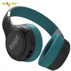 B28 Wireless Bluetooth Headphones Foldable Wireless Headset with Microphone blue