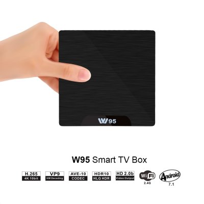 Wholesale BEELINK W95 TV Box 1GB + 8GB - EU Plug From China