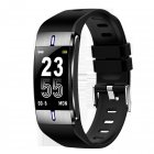BM08 <span style='color:#F7840C'>Smart</span> Bracelet Sports Heart Rate Blood Pressure Sleeping Quality Monitoring Notification Push <span style='color:#F7840C'>Watch</span> black