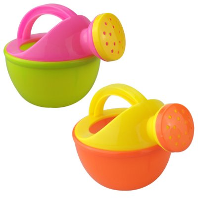 Baby Bath Toy Plastic Watering Pot