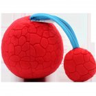 Baby Eyesight Training Chasing Ball Puzzle Early Education Toy Catching Ball red