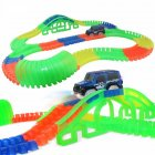 Baby Assembly Racing Track Car Accessories