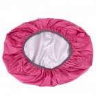 Bag Rain Cover 35 70L Protable Waterproof Anti tear Dustproof Anti UV Backpack Cover for Camping Hiking Pink 35 liters  S