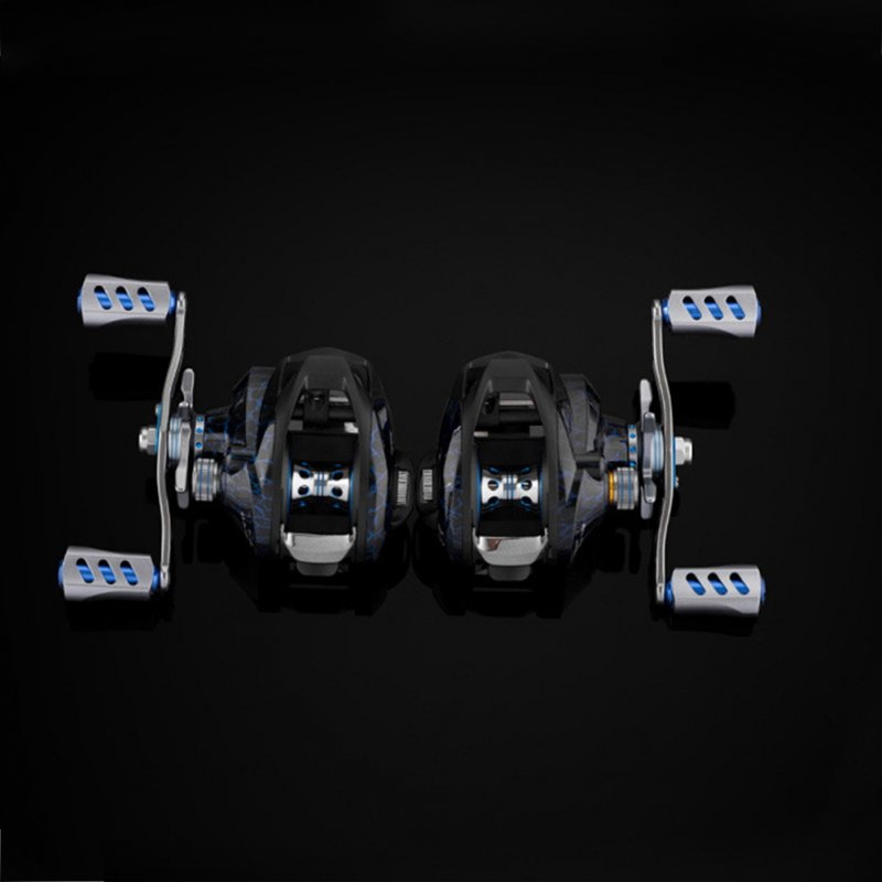 Baitcasting Reel Casting Reel Right /Left Handle Gear Fishing Reel Fishing Tackle LB2000-right hand wheel