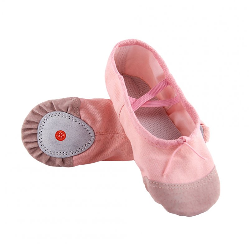 Kids Ballet Dance Dancing Shoes