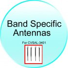 Band Specific Antennas for CVSAL 3401 High Power Mobile Phone Jammer