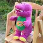 Barney and Friends Soft Plush Toy with Music
