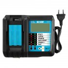 Battery Charger For Makita 14.4v 18v Dc18rc Multi-function Battery Charger
