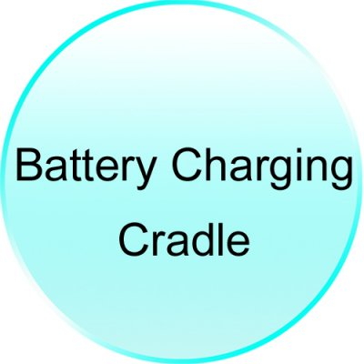 Battery Charging Cradle