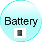 Battery for CVEM M142 Encanto   Mini China Cell Phone