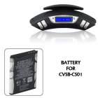 Battery for CVSB CS01 Bluetooth Adapter for Steering Wheel