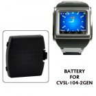 Battery for CVSL 104 2GEN Fortaleza   Quad Band Watchphone