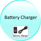 Battery Charger for CVSE DC32 C Shock Ultra Rugged HD Sport Camcorder