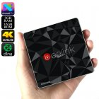Beelink GT1 Ultimate TV Box is a powerful Android media player that comes with an Octa Core processor and 3GB RAM