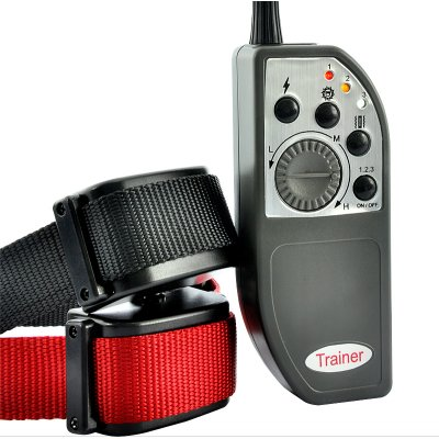 x3 Dog Training Collar w/ Remote Control