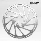 Bicycle Parts Bicycle Disc Brake Rotor 160 180 203mm Presenting with 6pcs T25 Plum Screw 180MM