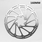 Bicycle Parts Bicycle Disc Brake Rotor 160 180 203mm Presenting with 6pcs T25 Plum Screw 160MM