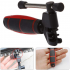 Bike Chain Splitter Breaker Bicycle Cycling BMX Steel Removal Rivet Tool Black Red  Black   red