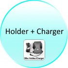 Bike Holder   Charger for CVTP TR06 Streetlife   Portable GPS Navigator for Motorcycles