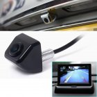 Black HD CCD Car Rearview Camera Waterproof