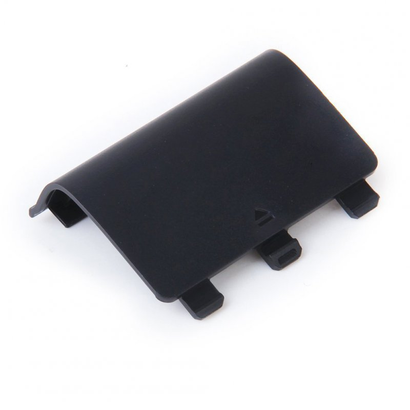Black Replacement Battery Cover Door for XBox One Wireless Controller