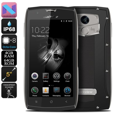 Blackview 7000 Pro Android Phone (Grey)