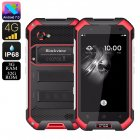 Blackview BV6000 Rugged Phone (Red)