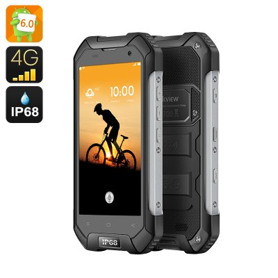 Blackview BV6000S IP68 Smartphone (Black)