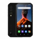 Blackview BV9900 Helio P90 Octa Core 8+256GB IP68 Rugged Mobile Phone Android 9.0 48MP Quad Rear Camera NFC Smartphone Global 4G black_Non-European regulations