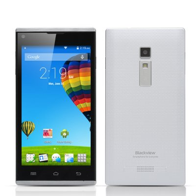 Blackview Crown Octa Core Phone (White)