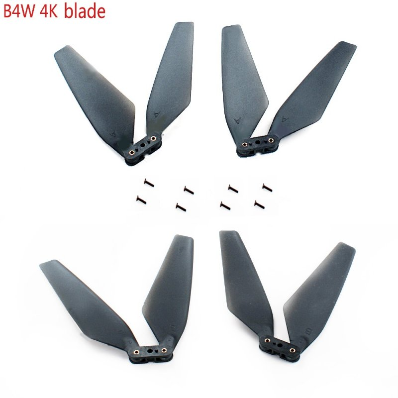 Blade Spring Foot For Bugs 4W B4W 4K Folding Drone Remote Control Airplane Accessory Landing Gear Blade