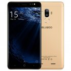 Bluboo D1 5 0   3G Smartphone HD 8MP Dual Back Camera MTK6580 Quad Core 2G RAM 16G ROM Android 7 0 Nougat 2600mAh Mobile Phone Gold