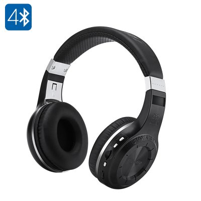 Bluedio H+ Bluetooth Headphones