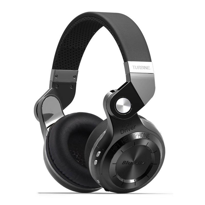 Bluedio T2S Wireless Headsets Black