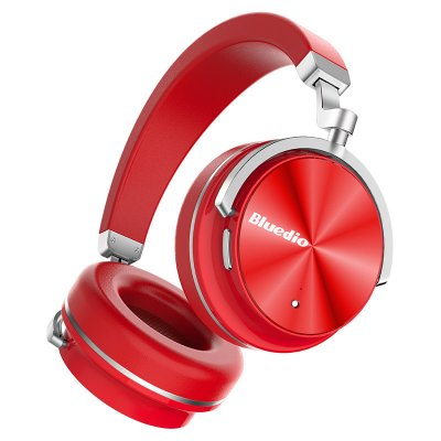 Bluedio T4 Wireless Headphones Red