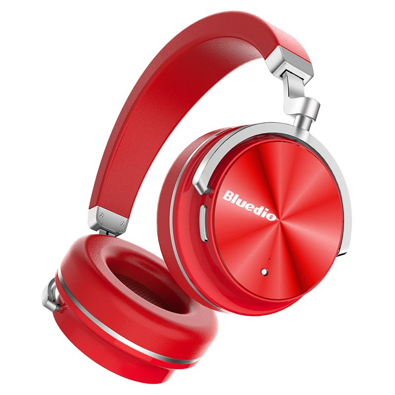Bluedio T4 Stylish Girls Headphones Red