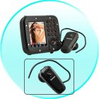 Bluetooth Ear Piece for CVSL M119 Penthouse   Cell Phone Watch