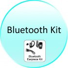 Bluetooth Earpeice Kit for CVLP M63 Lady Jaguar   Quad Band Touchscreen Mobile Phone Watch