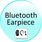 Bluetooth Earpiece for CVSL M85 Special Ops    Quad Band Touchscreen CellPhone Watch  Black